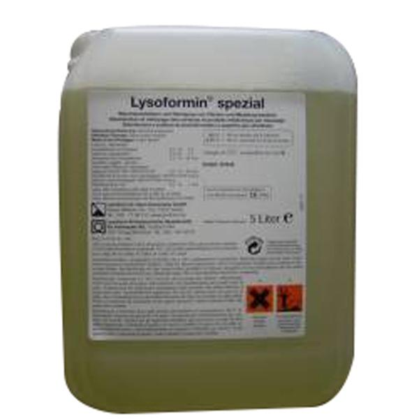 Lysoformin Spezial, 5 litri - concentrat- produs indisponibil
