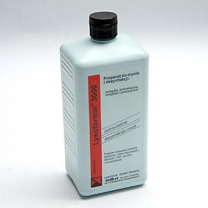 Lysoformin 3000, 1 litru - concentratie 8% -  produs indisponibil